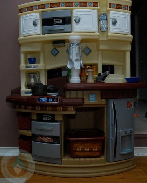 Step2 Master Chef Kitchen