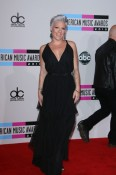 Pink arriving @ American Music Awards