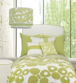 berries duvet green