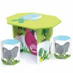 krooom table chairs