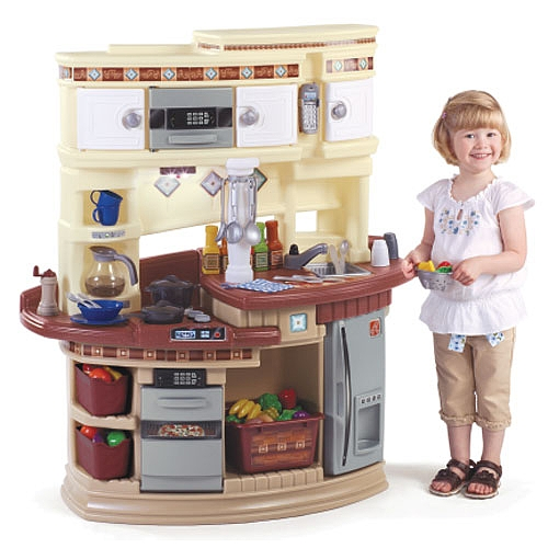 Kid Tested: Step2′s Master Chef Kitchen