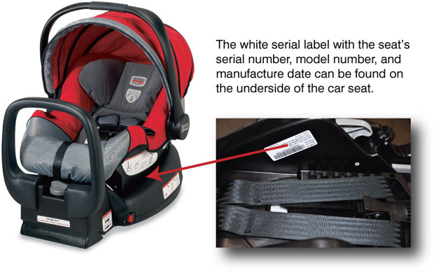 Britax Chaperone Infant Car Seat: RECALL: 19,000 Britax Chaperone Infant Car Seat Due To