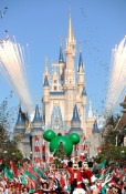 Walt Disney World Christmas Day Parade
