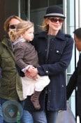 Nicole Kidman and Sunday Rose