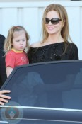 Nicole Kidman with daughter Sunday
