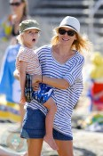 Naomi Watts with son Sasha