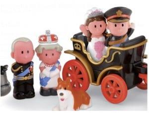 ELC Royal Wedding Toy Set