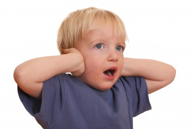Child Covering His Ears Growing Your Baby