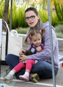 Jennifer Garner & Daughter Seraphina