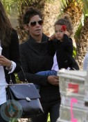Halle Berry With Nahla