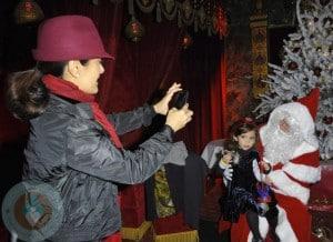 Salma Hayek & Valentina Vist Santa