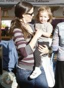 Jennifer Garner & Seraphina