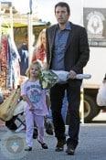 Ben Affleck & Violet
