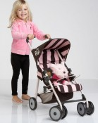 Juicy Couture Kid's Stroller