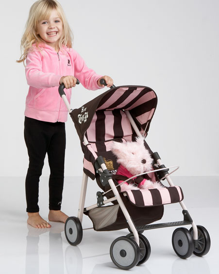 Juicy Couture Kid S Stroller Growing Your Baby