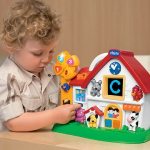 Kid Tested: Chicco Magic Window Talking Farm