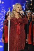 Mariah Carey At White House Christmas Special