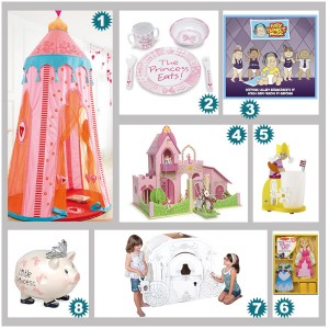 8 Gift Ideas For Your Little Princess!