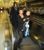 Kourtney Kardashian and Mason Dash Disick