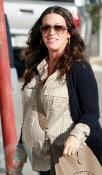 Pregnant Alanis Morissette