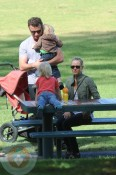 Liev Schreiber and Naomi Watts with sons Sasha and Sammy
