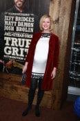 Gretchen Mol at True Grit Premiere