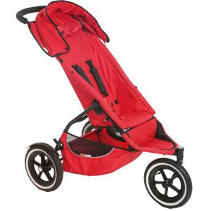 RECALL: 29,000 phil&teds USA Strollers For Repair Due to Amputation and Laceration Hazards