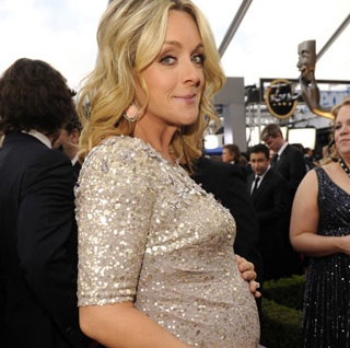 Jane Krakowski Is Red Carpet Radiant At The SAG Awards