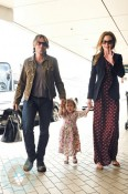 Keith Urban and Nicole Kidman with daughter Sunday