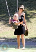 Naomi Watts & son