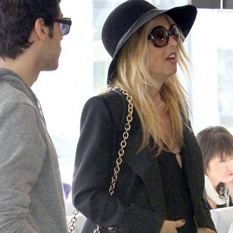 Rachel Zoe Shops It Up In LA