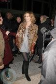 Eva Herzigova at ETAM Fashion Show Paris