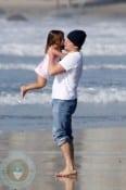Matt and Isabella Damon