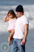 Matt and Isabella Damon