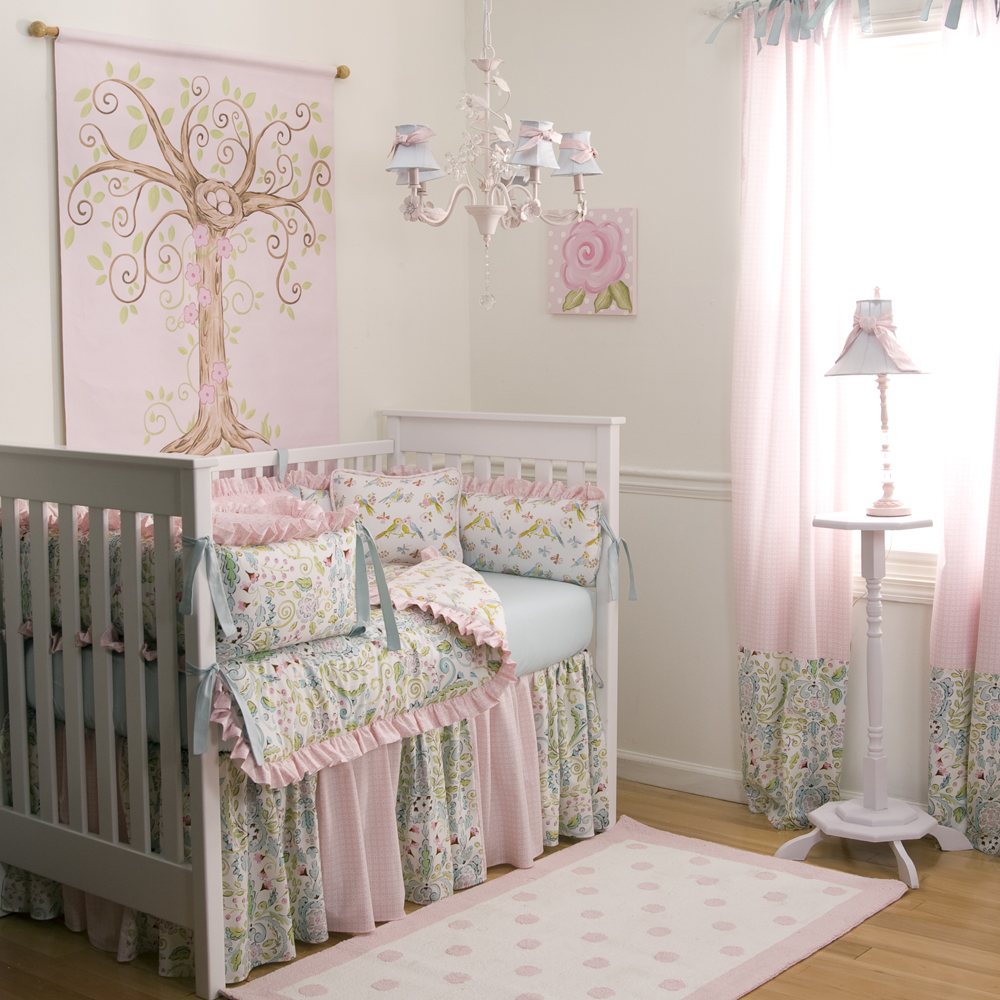 Carousel Designs Gives Parents The Ability To Design Their Own Nursery!