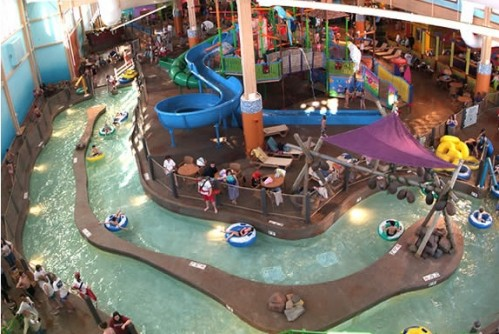 Travel Month 8 Cool Indoor Waterpark Hotels Growing