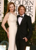 Keith Urban and Nicole Kidman At the 68 Annual Golden Globes