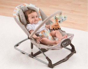Featured Review – Infantino's Fold & Go Bouncer