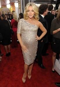 Jane Krakowski Arrives at the SAG Awards