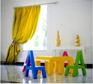 alessandro diprisco letters furniture