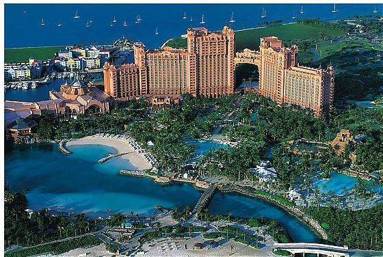 Featured Review:  Atlantis Resort Paradise Island Bahamas