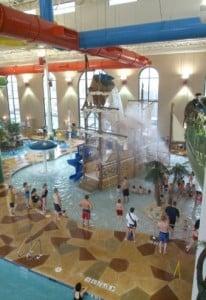 Caribbean indoor waterpark