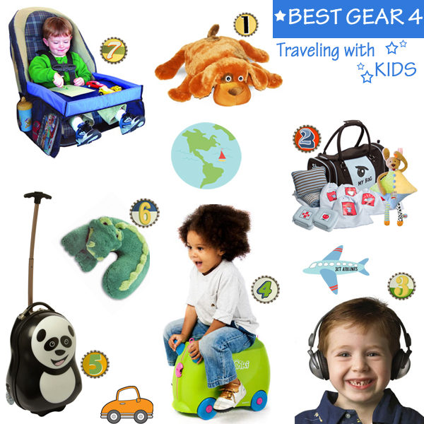 Traveling with kids our 7 picks for best kid gear for Travel gear for toddlers