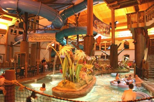 Travel Month 8 Cool Indoor Waterpark Hotels
