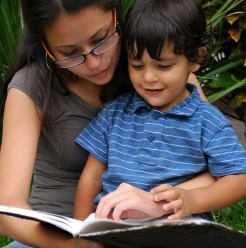 Study: Parental Engagement Related to Child's Academic Success