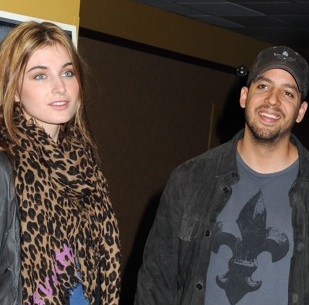 David Blaine and Fiance Ride Snow Plow to Hospital
