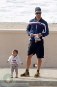 Matthew McConaughey With daughter Vida!