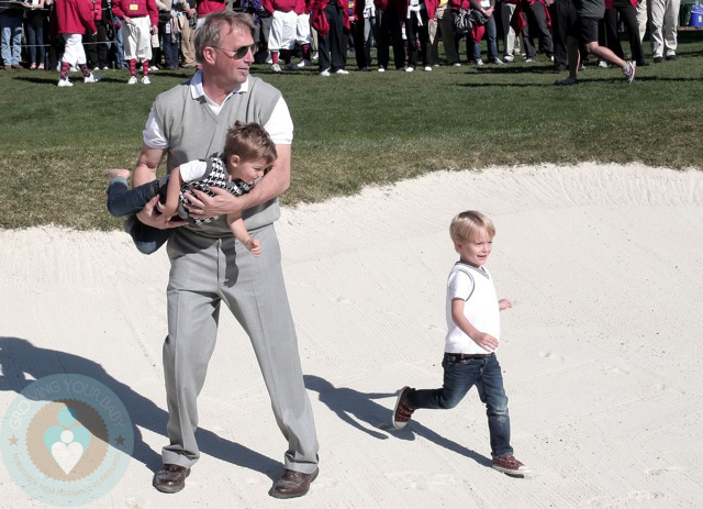 Kevin Costner And Sons Cayden And Hayes Growing Your Baby