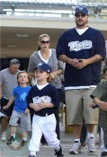 Kevin Federline with sons Jayden James & Sean Preston Federline