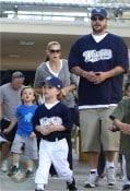 Kevin Federline with sons Jayden James & Sean Preston Federline
